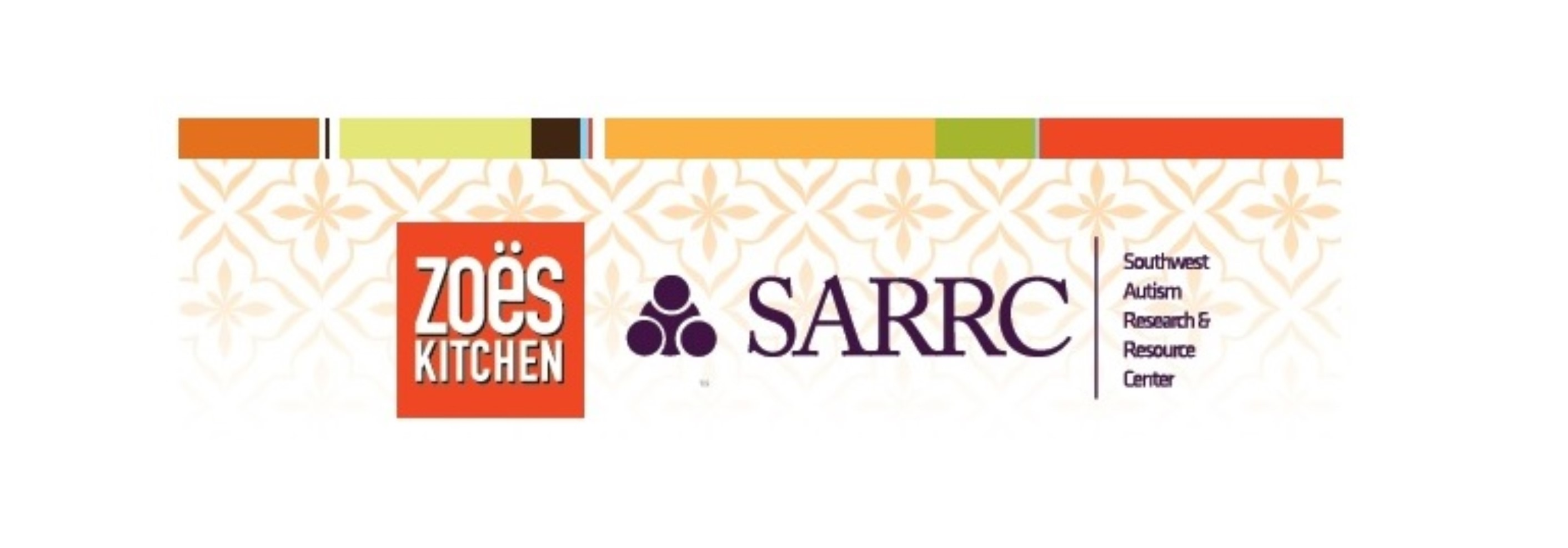 Dine-in at Zoe\'s Kitchen & Support SARRC   Southwest Autism Research ...